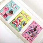 Pack of 3 A6 Postcard Print..